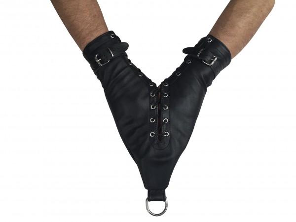 BDSM Monohandschuh / Handfesseln / Fesseln