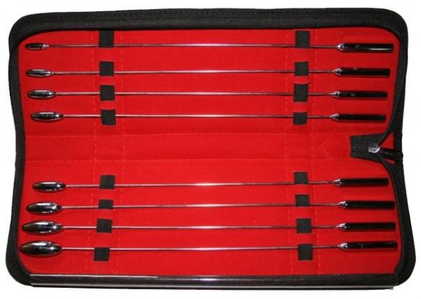 Rosebud Dilatoren Set, Penisplug-Set 8-teilig