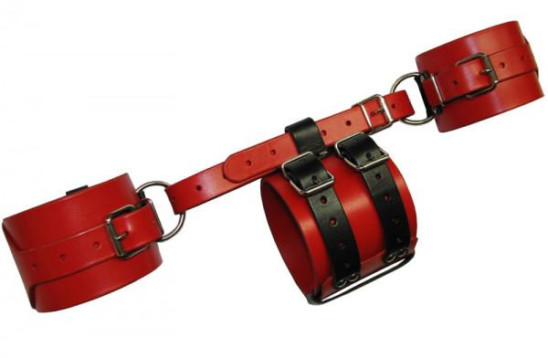 Premium Leder-Armfessel, Ellenbogenfessel