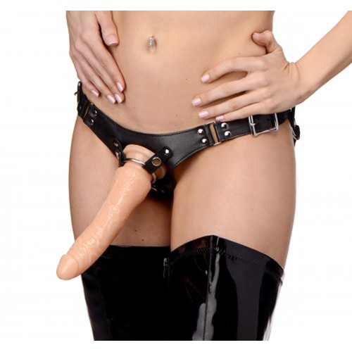 Strict Leather Dominanz Strap-on Harness