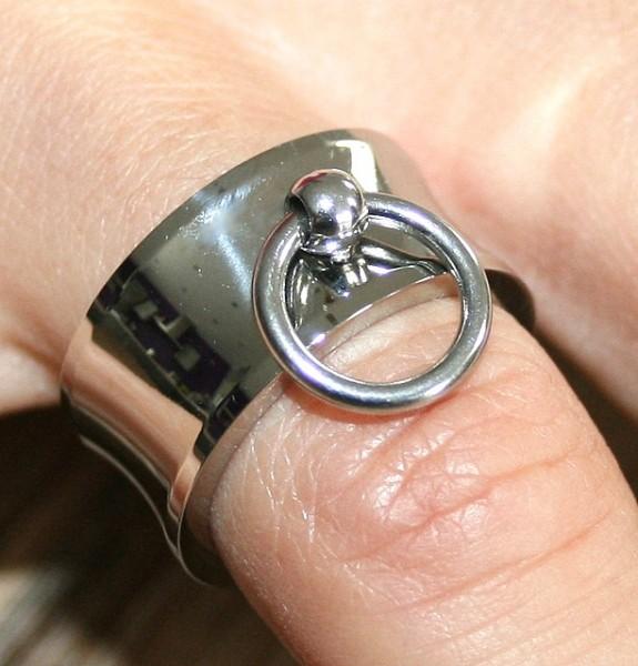 BDSM Ring der O - konkav