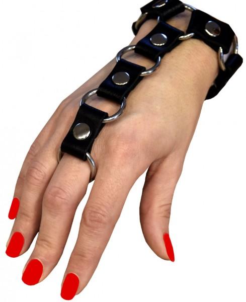 TERGINUM Premium Armband mit Ring